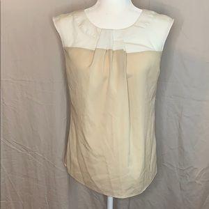 New York & Company sleeveless blouse